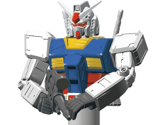 Gundam Action Pen Evolution RX-78-02 Gundam