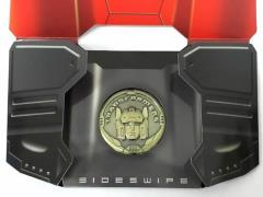Transformers Masterpiece MP-12 Sideswipe Reissue Collector Coin