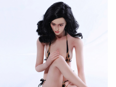 Super-Flexible 1/6 Scale Seamless Female Body (Pale Middle Bust)