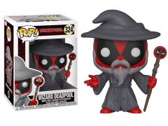 Pop! Marvel: Deadpool - Deadpool (Wizard) Exclusive