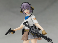 Little Armory figma No.SP-117 Asato Miyo (Summer Uniform Ver.)