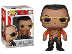 Pop! WWE: The Rock