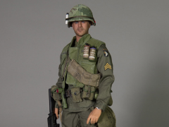 "Operation ""Nevada Eagle"" 101st Airborne Division Sergeant Popeye 1/6 Scale Figure"