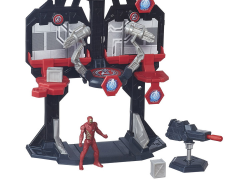 Captain America Civil War Armory