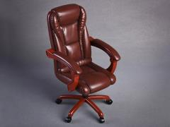 Boss Chair (Brown) 1/6 Scale Accessory