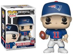 Pop! NFL Legends: Patriots - Drew Bledsoe (With Hat)