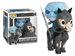 Pop! Rides: Game of Thrones - White Walker on Horse