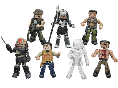 Predator Minimates Series 2 Two Pack Set of 4
