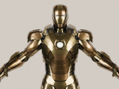 Iron Man 3 Die-Cast Iron Man Mark XXI Midas 1/12 Scale Figure