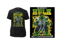 Marvel Incredible Hulk Transforming T-Shirt