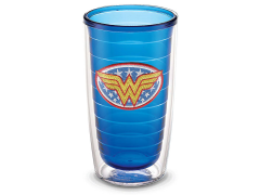 DC Comics Wonder Woman Emblem 16 oz Tumbler