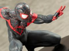 Marvel Now ArtFX+ Ultimate Spider-Man (Miles Morales) Statue