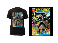 Marvel Guardians of the Galaxy Star-Lord Cover T-Shirt