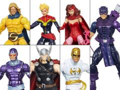 Avengers Marvel Legends Infinite Series Wave 1 Set of 7 (The Allfather BAF)