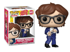 Pop! Movies: Austin Powers - Austin Powers
