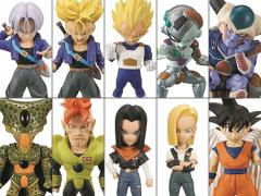 Dragon Ball Z World Collectable Figure Cell Saga - Case of 15