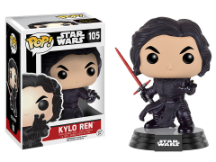 Pop! Star Wars: The Force Awakens - Kylo Ren Battle Damaged