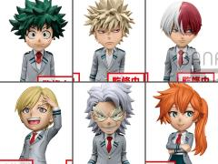 My Hero Academia World Collectable Figure Vol.4 Set of 6 Figures