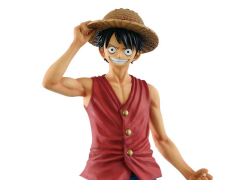 One Piece Masterlise Monkey D. Luffy 20th Anniversary Figure
