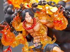 One Piece HQS Portgas D. Ace Statue (LE 4000)