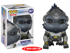 "Pop! Games: Overwatch - Super-Sized 6"" Winston"