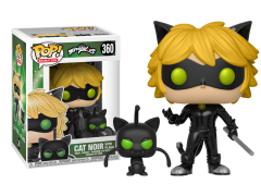 Pop! Animation: Miraculous: Tales of Ladybug & Cat Noir - Cat Noir