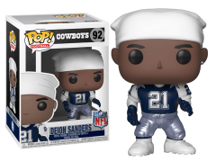 Pop! NFL Legends: Cowboys - Deion Sanders (Throwback)