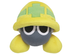 "Mega Man 6"" Met Plush"