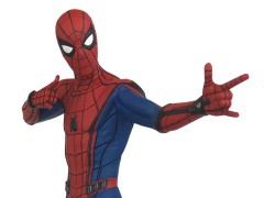 Spider-Man: Homecoming Premier Collection Spider-Man Statue