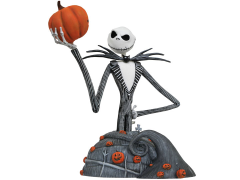 Nightmare Before Christmas Bust - Jack Skellington