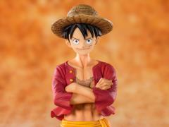 One Piece FiguartsZERO Straw Hat Luffy