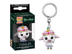 Pocket Pop! Keychain: Rick and Morty - Tinkles