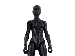 Vitruvian H.A.C.K.S. Female Figure Blank (Black)