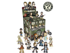 The Walking Dead Mystery Minis Series 4 Box of 12 Figures