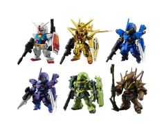 Gundam FW Gundam Converge #003 Box of 10 Figures