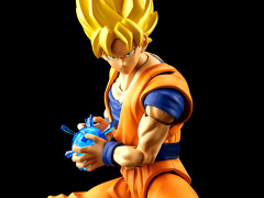"Dragon Ball Z Figure-rise Standard - 6"" Super Saiyan Goku"