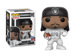Pop! Football: Raiders - Marshawn Lynch (Color Rush)