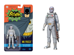 "Batman Classic TV Series DC Heroes Mr. Freeze 3.75"" Action Figure"
