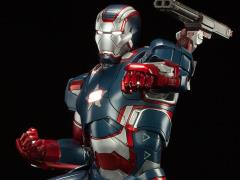 Iron Man 3:  Iron Patriot 1/4 Scale Maquette + $175 BBTS Store Credit Bonus