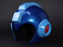 Mega Man 1:1 Scale Wearable Helmet