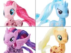 My Little Pony Glitter Design Pony Set of 4