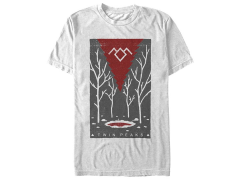 Twin Peaks Black Lodge Entrance T-Shirt