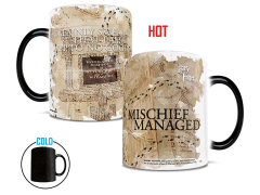 Harry Potter Marauder's Map Morphing Mug