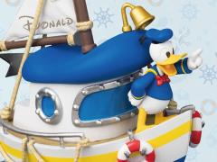 Disney D-Stage DS-029 Donald Duck's Boat PX Previews Exclusive Statue