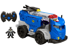 DC Super Friends Imaginext Mobile Command Center