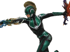 Captain Marvel Gallery Captain Marvel (Starforce) Figure