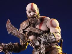 God Of War Kratos Deluxe 1/6 Scale Figure