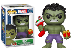 Pop! Marvel: Holiday - Hulk
