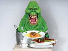Ghostbusters 1/4 Scale Slimer Statue