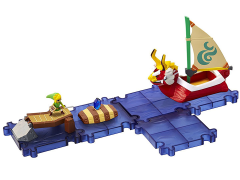 World of Nintendo Micro Land Deluxe Pack - The Legend of Zelda: The Wind Waker King of Red Lions